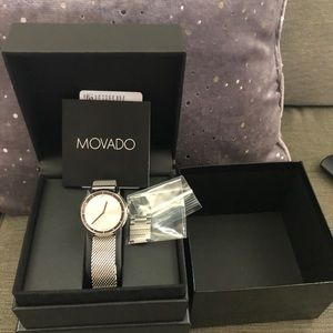 Movado Bold women's watch gently used.